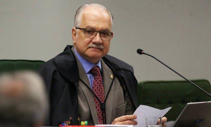 O ministro Edson Fachin, da Segunda Turma do STF. Foto: Ailton de Freitas/Agência O Globo